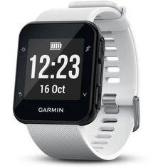 Garmin Forerunner 35 GPS Running Watch, White