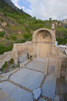 Ruinas de Santa María en #Cazorla