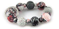 CLOSEOUT - Candy Apple Wrist Key Chain $7.98