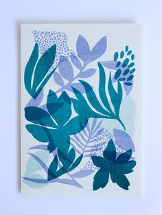 38 Ideas For Silk Screen Printing Illustration Colour Art Floral, Motif Floral, Charcole Drawings, Plant Illustration, Textile Prints, Textiles, Silk Screen Printing, Design Art, Book Design