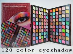 $25.61 mac 120 color eyeshadow palette sparkling