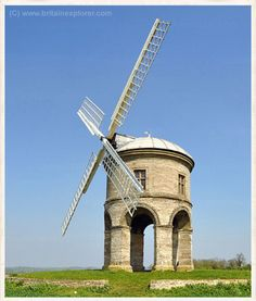 THE CHESTERTON (MYSTERY) WINDMILL - Considered to be one of the most important and famous landmarks of Warwickshire county, the Chesterton mill was originally built in 1632 making it the oldest stone windmill in Britain.