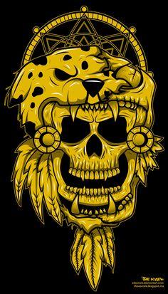 Guerrero Jaguar by ElAsmek