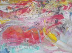 "Saatchi Art Artist Jim Abuan; Painting, ""Day Dreamer's Landscape"" #art"