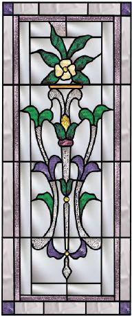 Victorian Floral Designs