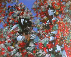 Vladimir Ryabchikov - Hledat Googlem Christmas Tree, Holiday Decor, Gallery, Painting, Google, Bucharest, Slovenia, Lithuania, Warsaw