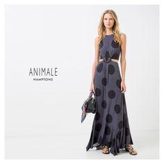 Vestido Animale.