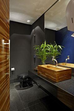 Madeira teca na decoração - veja ambientes e dicas!