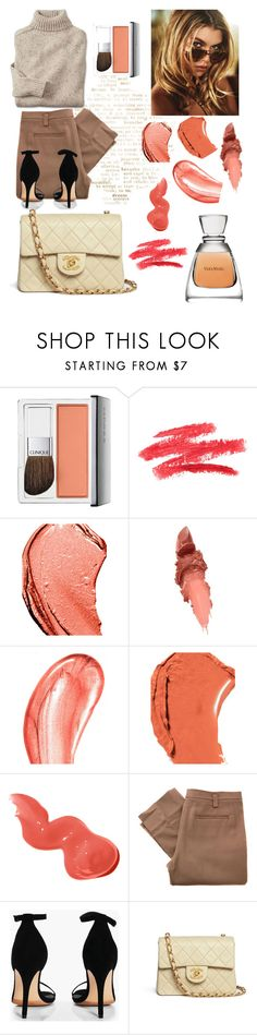 """""""PEACEFUL"""" by simonacnn ❤ liked on Polyvore featuring Clinique, Tom Ford, Maybelline, Chantecaille, Chanel, Bobbi Brown Cosmetics, Diane Von Furstenberg, Boohoo and Vera Wang"""