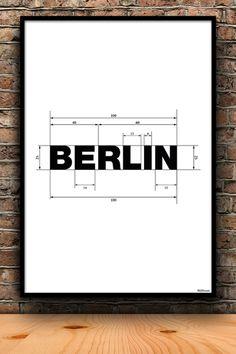 """""""Berlin"""" by 1620studio."""