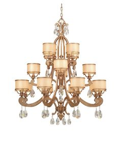 Corbett Lighting RO-016 Roma 43 Inch Chandelier