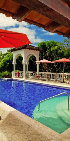 #Jetsetter Daily Moment of Zen: Parador Resort and Spa in Manuel Antonio National Park, #CostaRica
