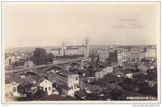 1930 - Panorama Santa Ifigênia e Mosteiro de São Bento - Sem Editor - DCP