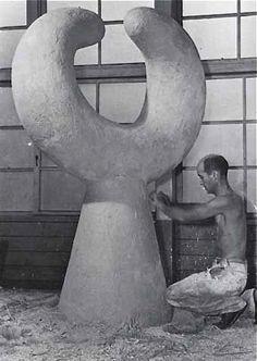 Isamu Noguchi 1950
