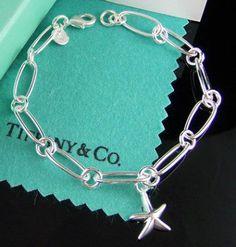 Tiffany Elsa Peretti Starfish Bracelet