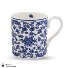 The Triumph of Delft Floral Mug