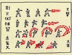 Firebending Scroll by ~Jeffrey-Scott on deviantART