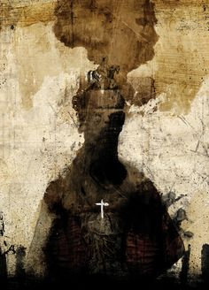 """Alvaro Sanchez,""""PURGA DE TORSOS MUERTOS SALTANDO HACIA LOS POLOS DE LA MENTE"""", 2011, Other/ Multi disciplinary, Digital art, 18 x 12 cm"""