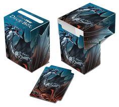 Deck Box Ultra Pro Magic SHADOOTE BY MAURICIO HERRERA Porta Mazzo Scatola