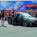 Black, dynamic, unique: The Golf GTI Black Dynamic