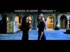 "Vampire Academy ""Extraordinary"" Movie Clip"
