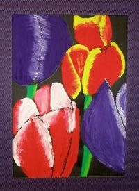 5-6th 2013-2014 spring Grade artwork & curriculum, middle school art projects, 6th grade art lessons, middle school art