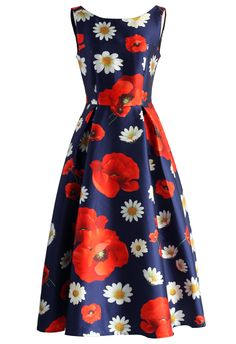 Daisy and Poppy Prom Dress - New Arrivals - Retro, Indie and Unique Fashion