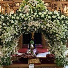 Church Flowers, Ephemera, Holi, Jesus Christ, Plants, Decor, Flowers, Art, Nature