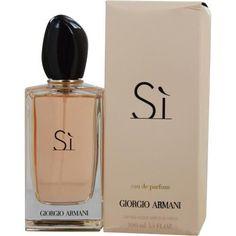 Armani Si By Giorgio Armani Eau De Parfum Spray 3.4 Oz