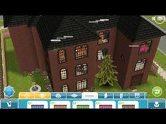 ▶ Sims Freeplay: My Family Home - YouTube