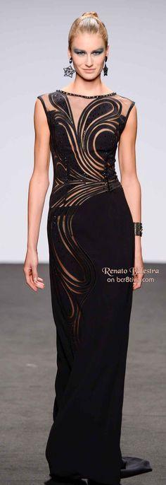 Renato Balestra Fall 2013-14 Couture
