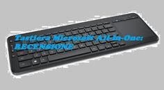 UNIVERSO NOKIA: Tastiera Microsoft All-In-One trackpad multitouch:...