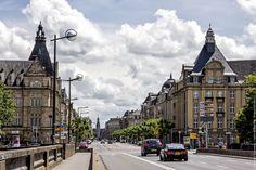 8 Странный город Люксембург
