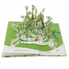 Tate Publishing In the Forest pop-up book