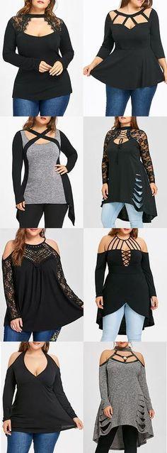 Plus Size Dresses Women S Vintage Clothing Key: 8757076081 Curvy Fashion, Plus Size Fashion, Girl Fashion, Fashion Outfits, Womens Fashion, Fashion Trends, Look Plus Size, Plus Size Women, Plus Size Dresses