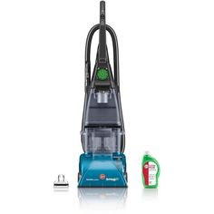 Hoover SteamVac Carpet Cleaner SpinScrub Home Floor Heated Shampooer Washer NEW #Hoover