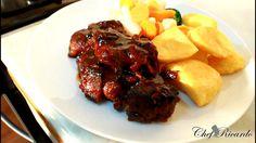 Hot To Make Jamaican Jerk BQQ Pork Caribbean BBQ Pork Jamaican Chef Cooking