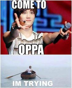 kpop images 25 What the hell are Kpop memes? What the hell is K-pop anyway? Well kpop is a popular music genre in South Korea that is recognized by its wide range of W Kdrama, Kdrama Memes, Nct, Memes Humor, Jokes, Memes Do Dia, Korean Drama Funny, Funny Asian, Asian Humor