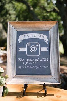 Rustic wedding reception idea; photo: Sylvie Gil Photography