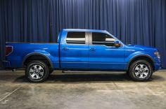 Joydrive : 2014 Ford F150 SuperCrew Cab FX4 Pickup 4D 5 1/2 ft - Buy this 100% Online @ Joydrive.com
