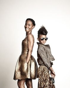 Jada & Willow