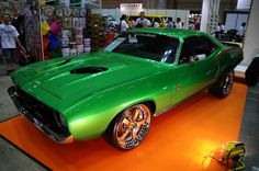 1970 Plymouth Cuda Resto-Mod. Awesome American Musclecar!