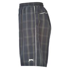 Slazenger | Check Shorts | Mens Shorts