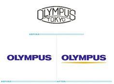 Mundo Das Marcas: OLYMPUS