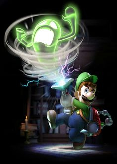 Luigi  Green Ghost - Characters  Art - Luigis Mansion Dark Moon.jpg