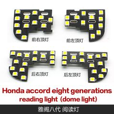Cheap Light Source, Buy Directly from China Suppliers:This set of reading lamp contains five lightsApplicable modelsSuitable for Honda accord eight generationsThere are w