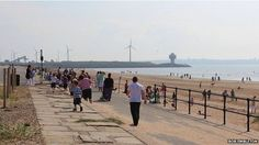 Image caption The Bootle constituency stands at the mouth of the River Mersey and includes Seaforth and Crosby