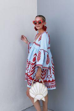 Summer Chic, Spring Summer Fashion, Summer Tunics, Summer Lookbook, Fashion Sites, Weekend Wear, Mode Inspiration, Timeless Fashion, Style Me