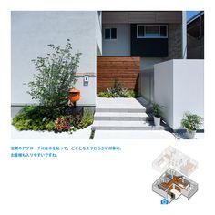No.019 豊かなものは外からやってくる L型のパッシブハウス|タイコーアーキテクト|大阪で建てるダブル断熱&SE構法の注文住宅