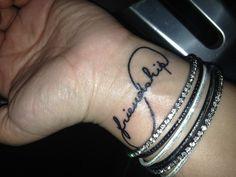 Friendship tattoo.